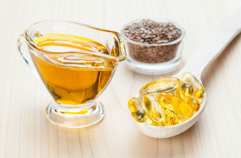 Omega 3 flax oil or fish oil for menopause hormones? - YourNewLifePlan
