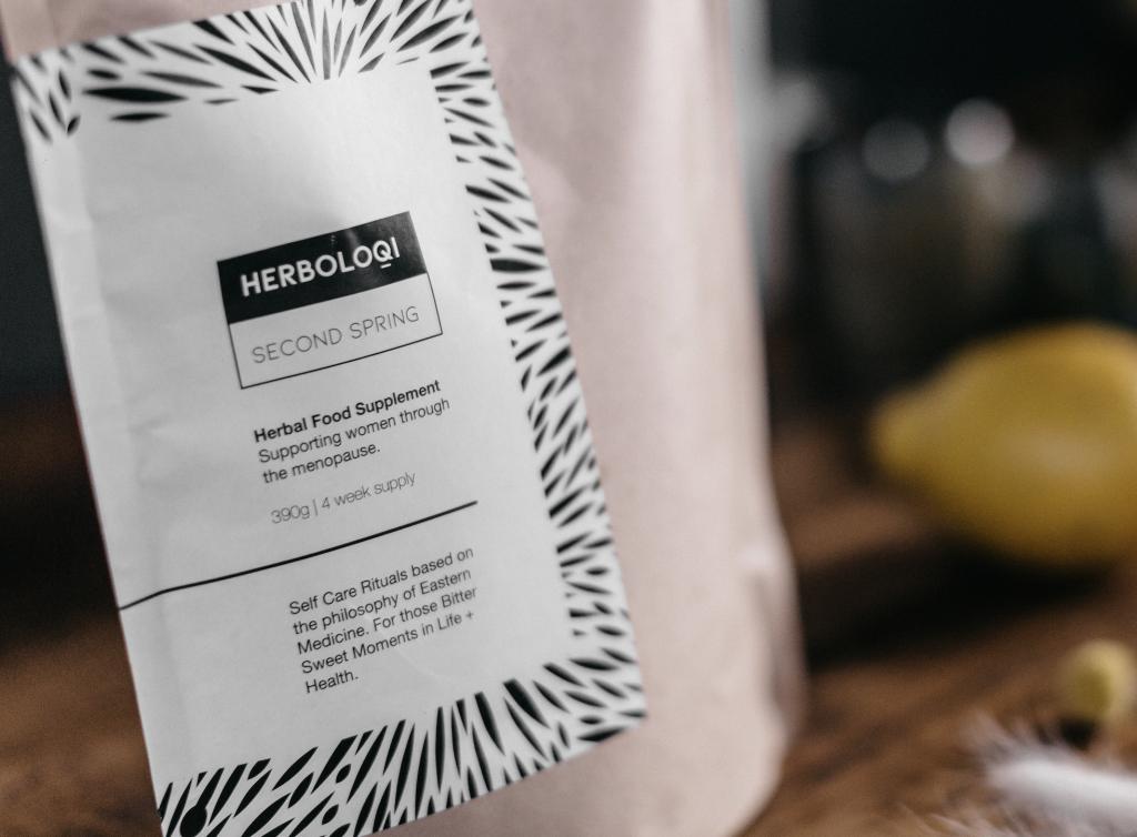 HerboloQi Menopause Herbal Supplement