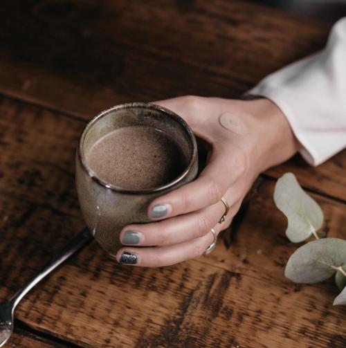 Menopause Herb Supplement Drink